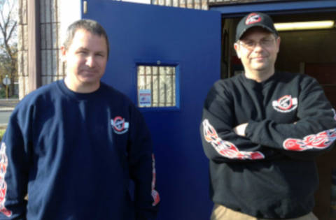 Dan Murray and Brian Murray of Colonial Auto Service